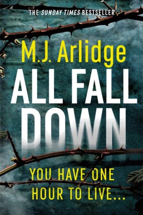 All Fall Down : The Brand New D.I. Helen Grace Thriller