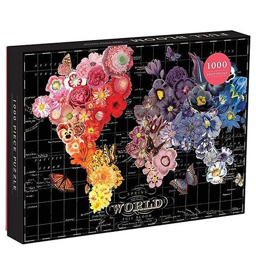 Full Bloom 1000 Piece Puzzle