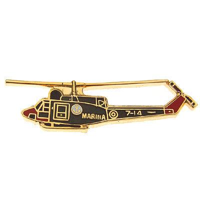 Bell 212 Enamel Tie / Lapel Pin