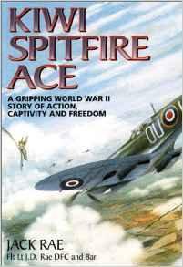 Kiwi Spitfire Ace, Jack Rae DFC