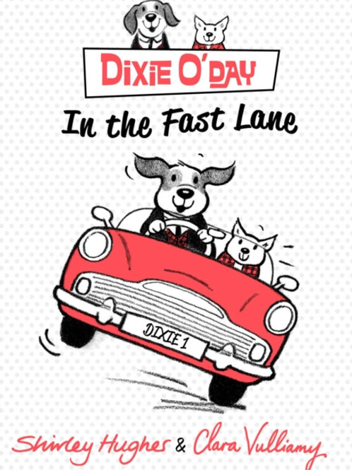 Dixie O'Day: In The Fast Lane