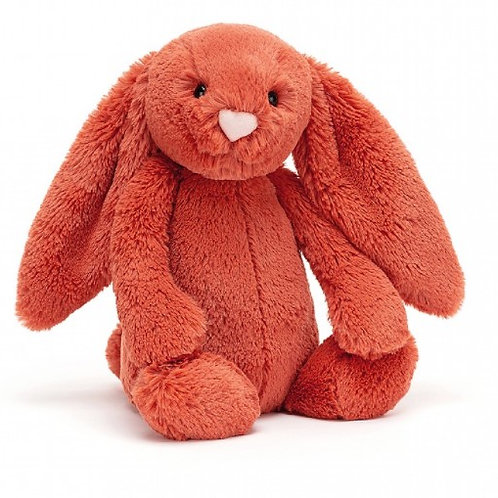 Jellycat cinnamon bashful bunny