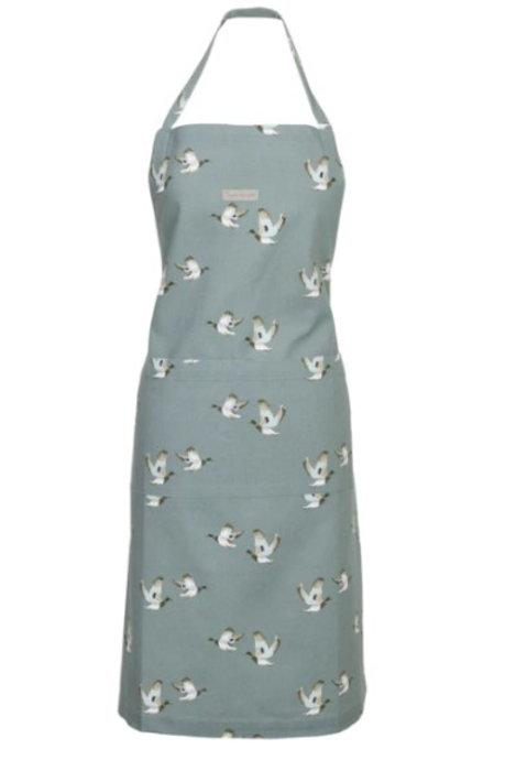 Sophie Allport Mallard Ducks Adult apron