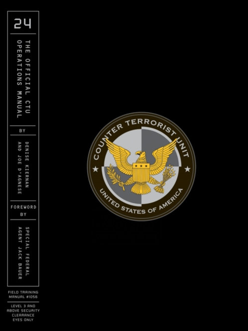 24 : The Counter Terrorist Unit Handbook