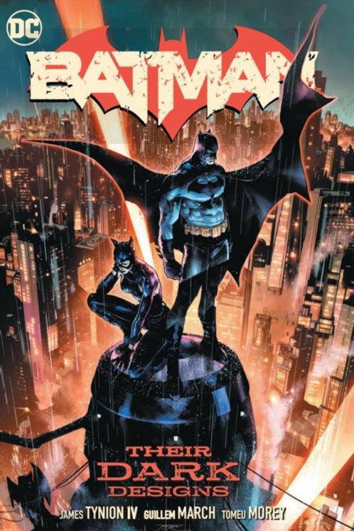 Batman Vol. 1: Their Dark Designs