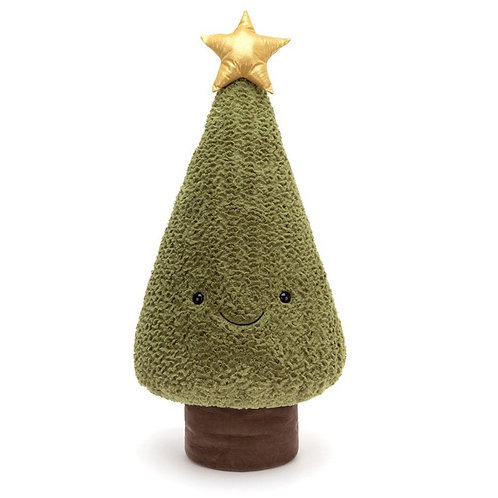 Jellycat small amusables Christmas tree