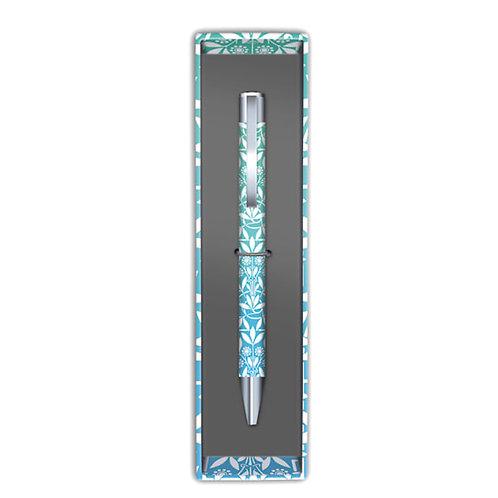 Sprig & Scroll ballpoint pen