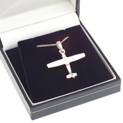 Cessna 150/172 Pendant Solid Sterling Silver