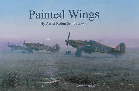 Painted Wings, Robin Smith