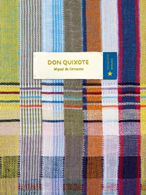 Don Quixote (Vintage Classic Europeans Series)