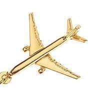 Boeing 777 Keyring