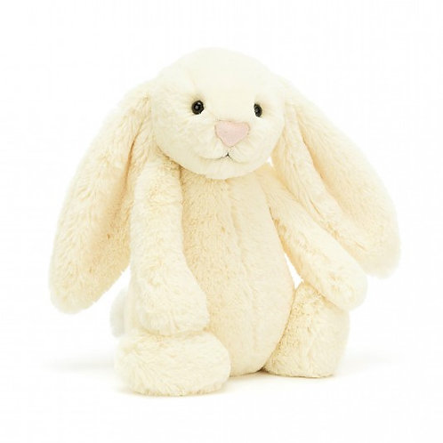 Jellycat Bashful Buttermilk Bunny (Medium)