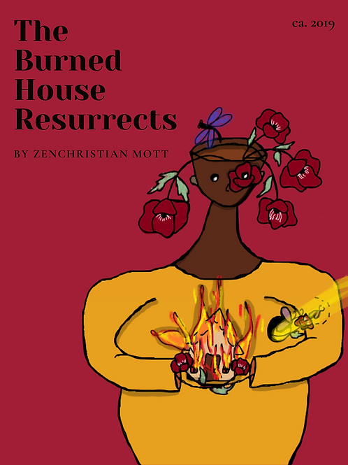 """*Preorder* """"The Burned House Resurrects"""" Posters"""