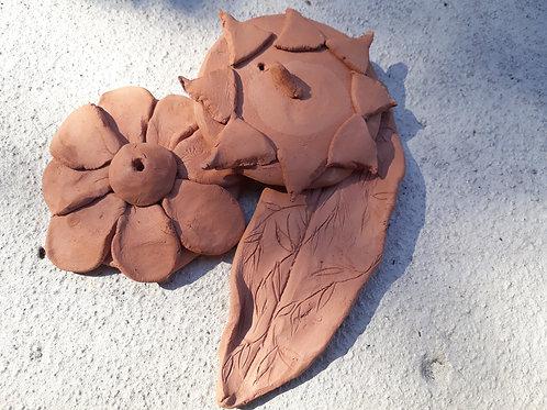 Terracotta Incense Holders