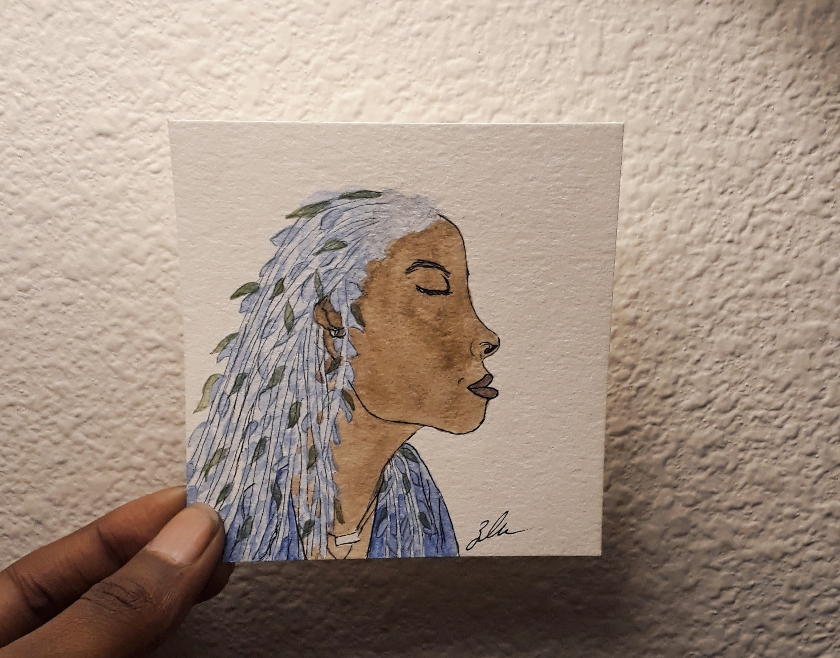 Self Portrait 9.22.20