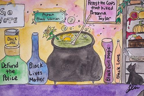 Black Apothecary