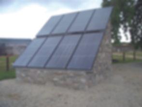 Irland Solaranlage Juli 2010 - Fürtbauer