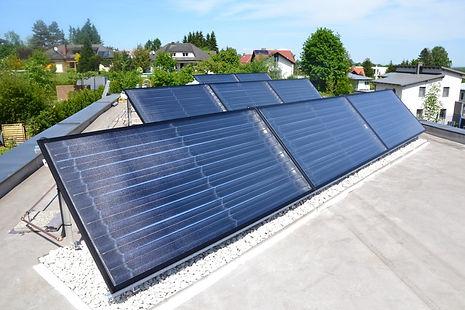 Solaranlage - Fürtbauer
