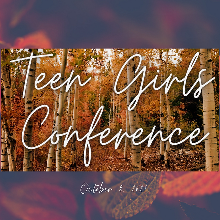 Teen Girls Conference