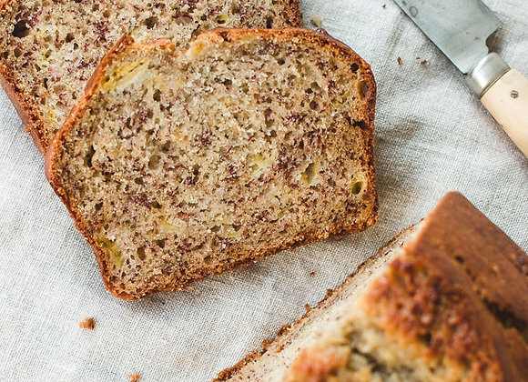 Nu Flour GF Banana Bread
