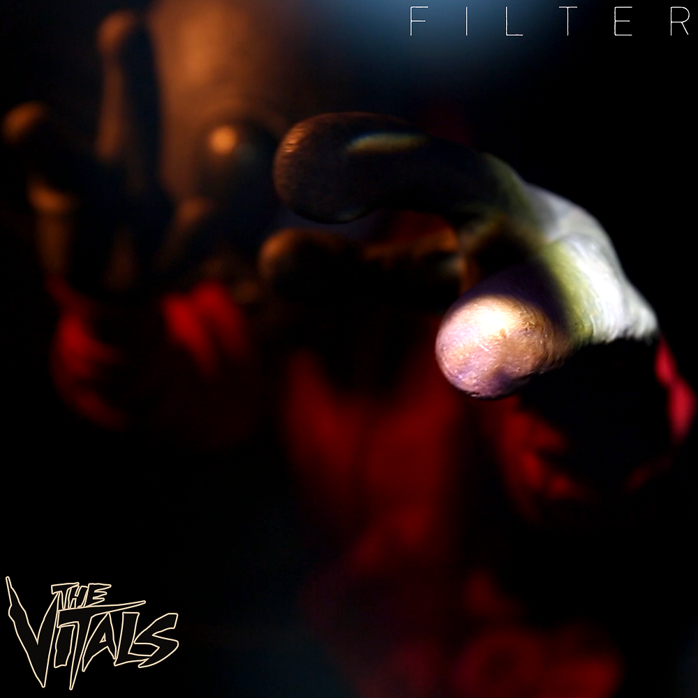 the vitals, filter, new music 2018, Los Angeles