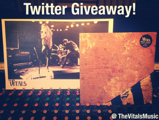 The Vitals Twitter Giveaway!
