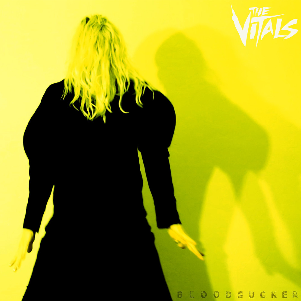 The Vitals Bloodsucker Album Art