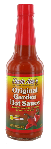 Uncle Abe's Original Garden Hot Sauce