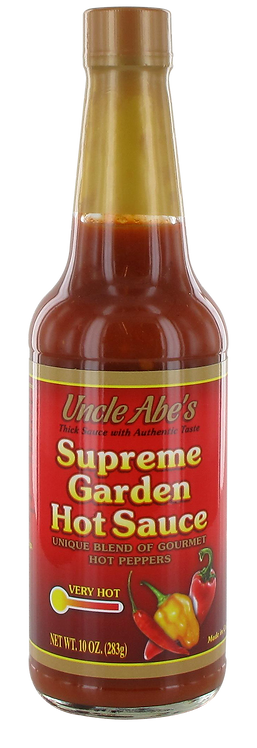 Uncle Abe's Supreme Garden Hot Sauce