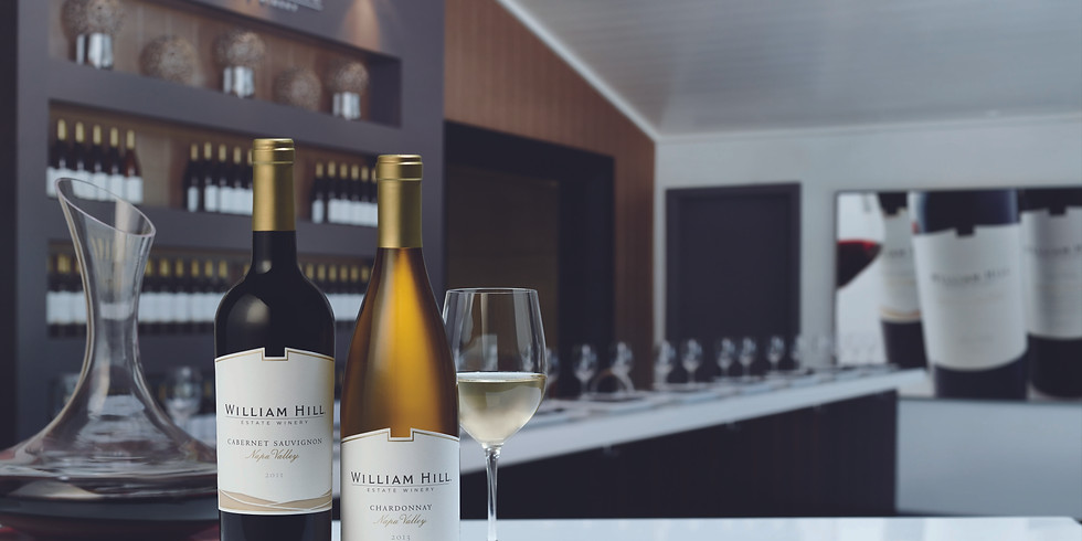 SOLD OUT: Virtual Wine Tasting Fundraiser at William Hill Estate Winery