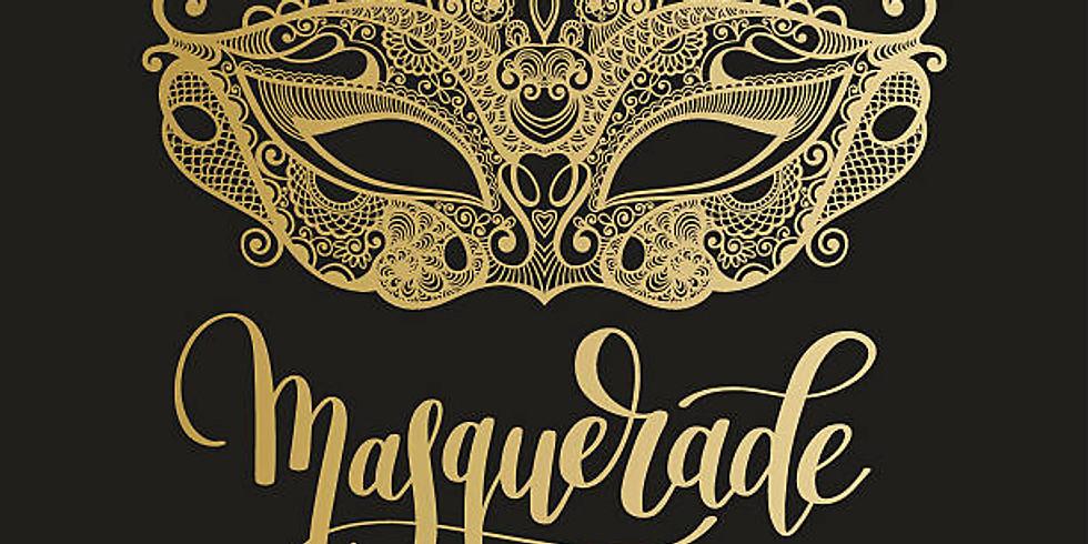 Father/Daughter Masquerade Dance