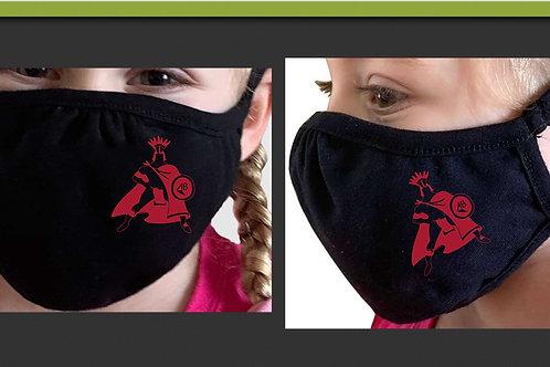 Adobe Bluffs Mask