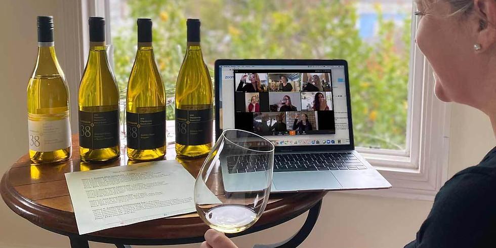 A virtual tasting of William Hill Estate Napa Valley Chardonnay and Napa Valley Cabernet Sauvignon