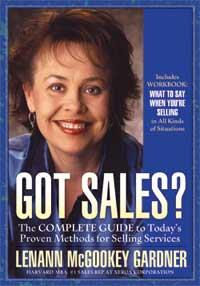 Got Sales? by Lenann McGookey Gardner