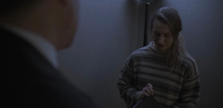 Bianca as Sam in Birdman short