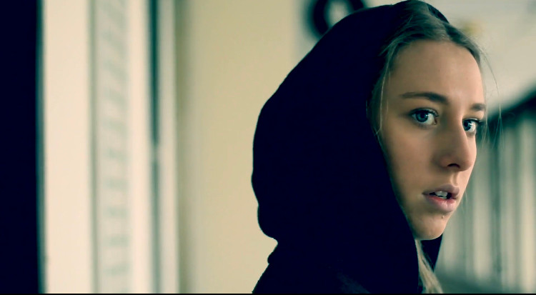Dilara in ELEVATOR movie