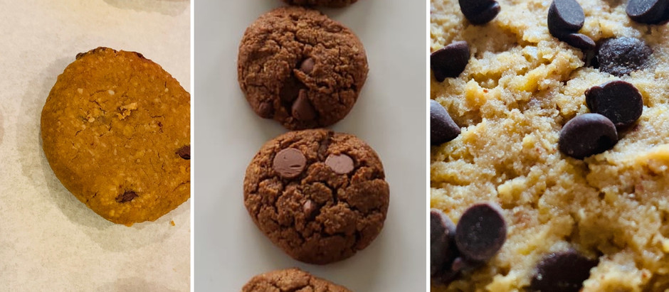 Chocolate-Chic Cookies