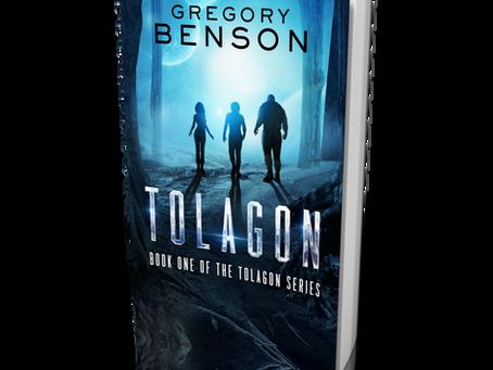 Tolagon cover update