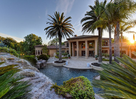Nick Sadek Sells The Most Exclusive Home in The Sacramento Region!