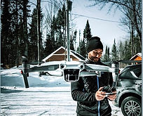 Pilote de drone certifié