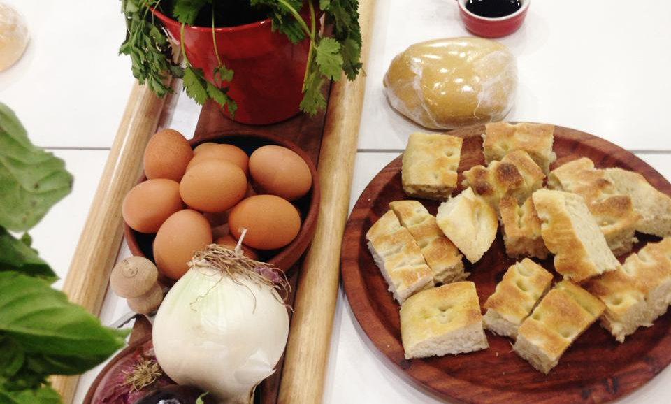 Pasta fresca  para hacer en casa y sentirse en Italia.