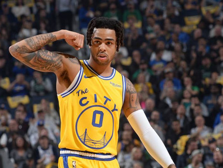 OTG's Trade Deadline Marathon: D'Angelo Russell Goes Back East