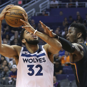 OTG Trade Deadline Marathon: T'Wolves and Suns Swap Big Men