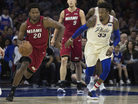 OTG's Trade Deadline Marathon: Heat and Timberwolves Move Forward