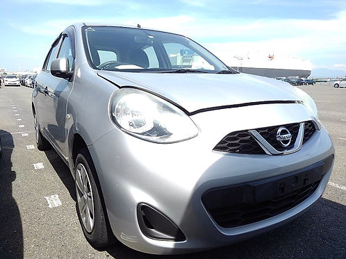 NISSAN MARCH, 2015 (PRICE FOB)