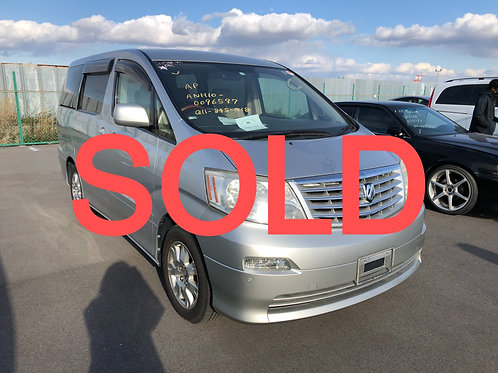 TOYOTA ALPHARD - ON SALE! (PRICE FOB)
