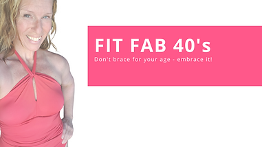 Fit Fab 40s dont brace for your age embr