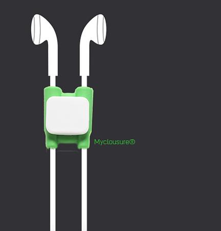 MYCLOUSERNo more tangled earphones!