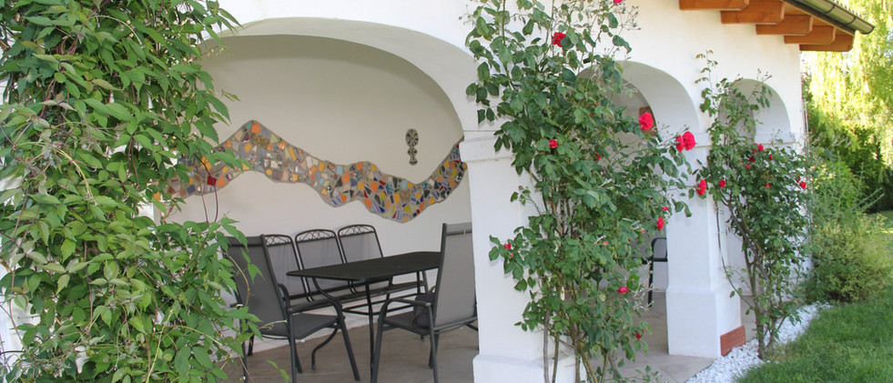 Herrmann Apartment_wunderschöner Garten