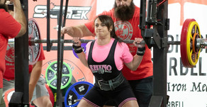 Selecting attempts FOR NEW POWERLIFTERS